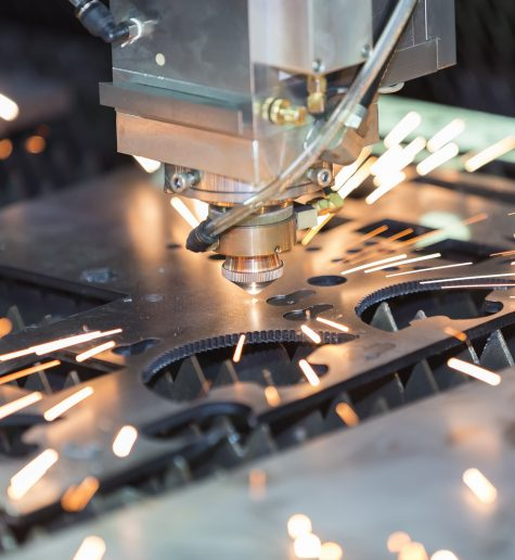 Laser and plasma extraction